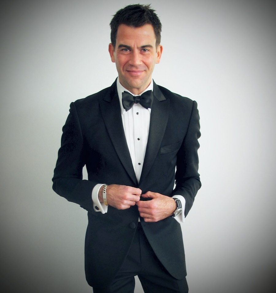 Formalwear george hahn page 3 for Tuxedo shirt no studs