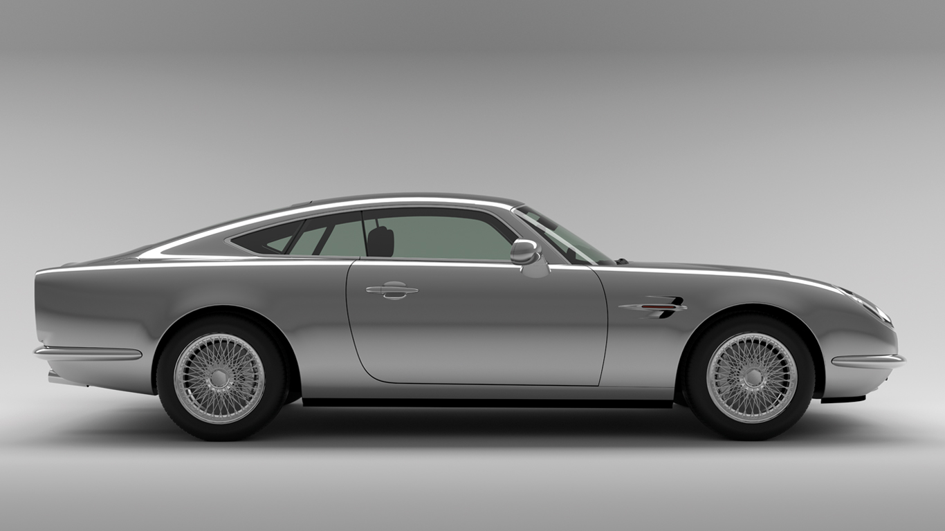 Speedback GT - David Brown Automotive