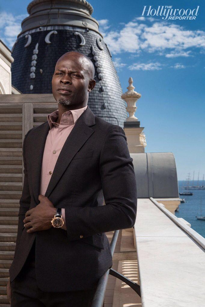 Djimon Hounsou