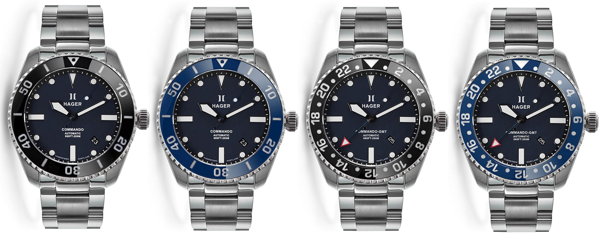 Wonderful Watches from Hager
