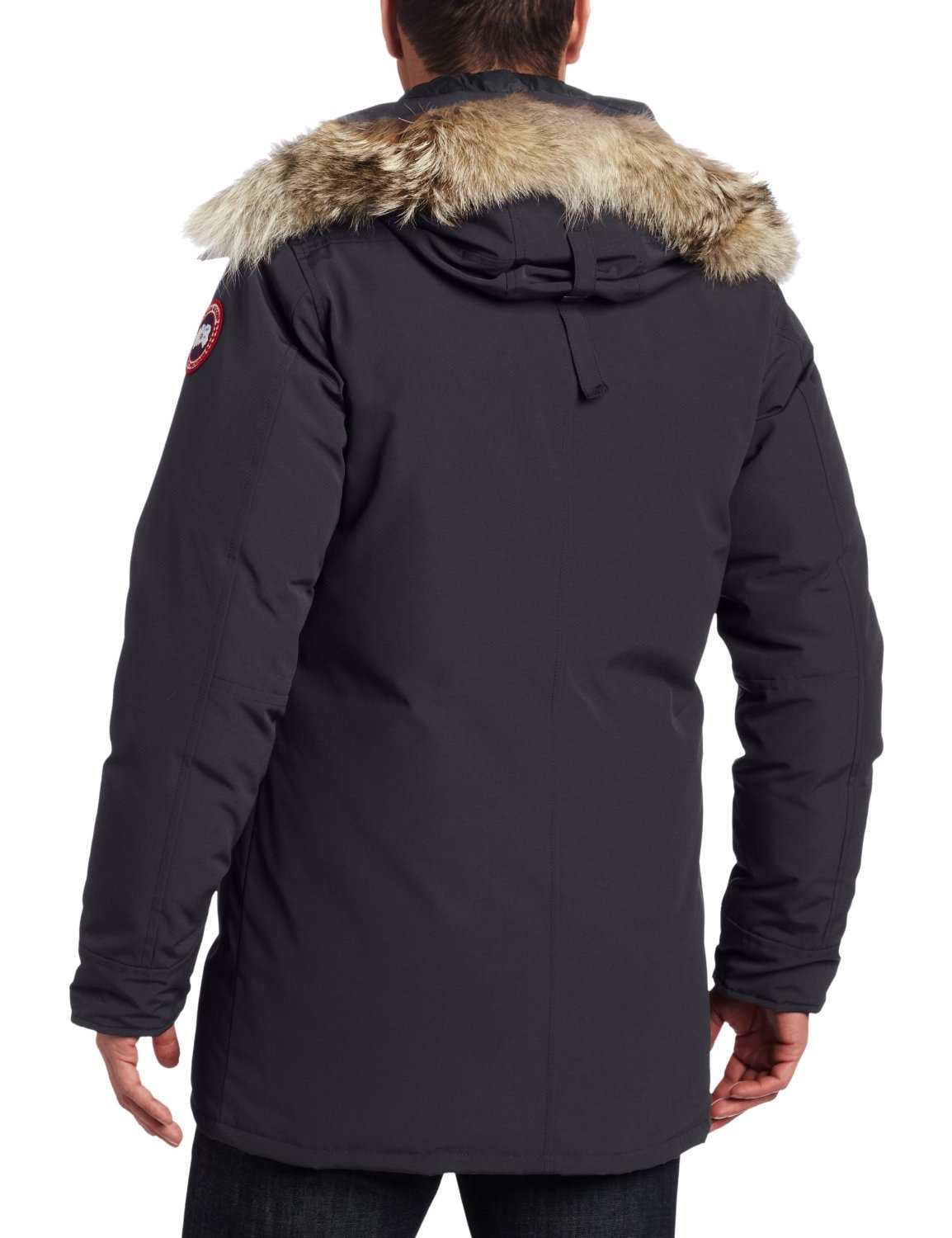 does canada goose jackets use real fur